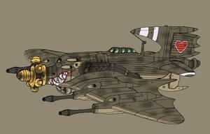 Ground Attack by spacegoblin