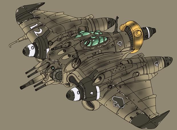 Wing by spacegoblin