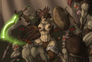 Barbarian by spacegoblin