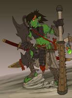 Goblin boy by spacegoblin