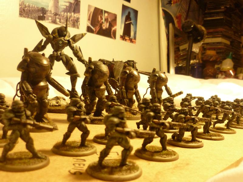 Army by spacegoblin
