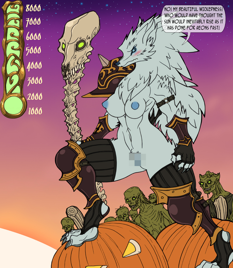 Halloween2014B by spacegoblin