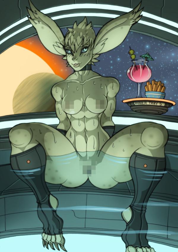 Athenus by spacegoblin