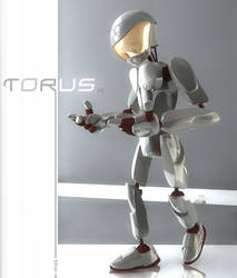 TORUS version two point oh by ethan-