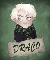 Draco Malfoy by Inu-Neesan