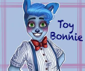 Toy Bonnie by Inu-Neesan