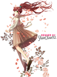 Render Sailor Jupiter - Makoto Kino