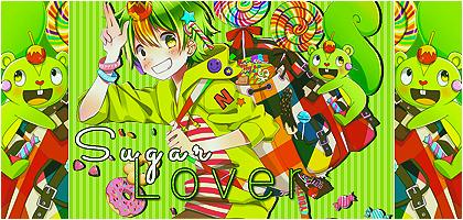 [RETO] Dia 4 -Verde- ~ Nutty HTF by ShiroChan92