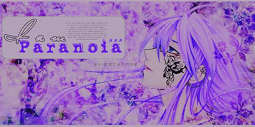 [RETO] Dia 7 -Morado- ~Paranoid Doll by ShiroChan92