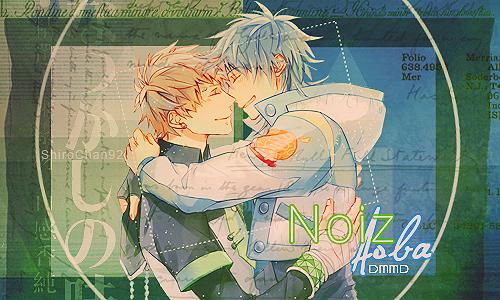 Noiz x Aoba (Out) by ShiroChan92