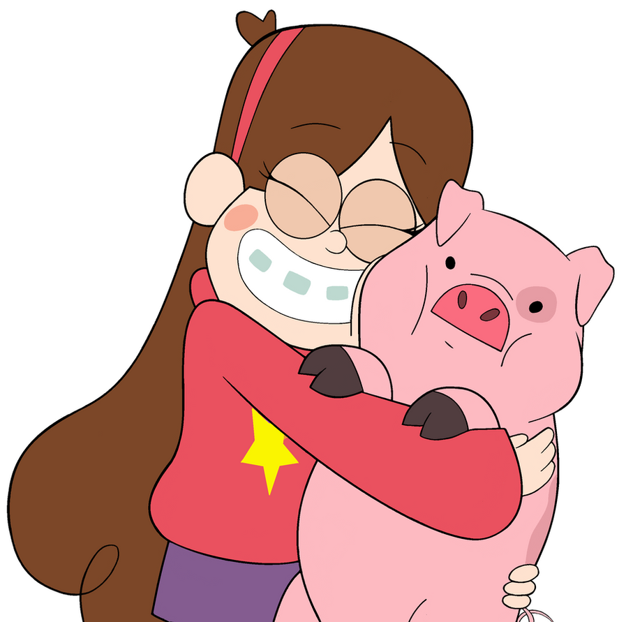 Image result for mabel and waddles