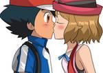 Serena Kissed Ash