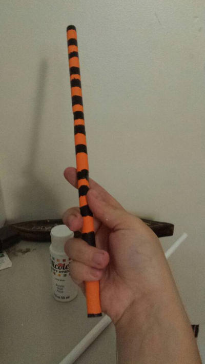 Halloween Wand # 1  by 1Puppeteer1