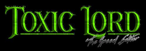 Toxic Lord New Logo 2019 by TheMasterCreative