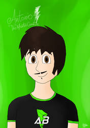 Me in Disney Character Style by TheMasterCreative