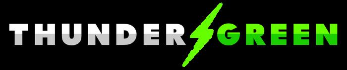 ThunderGreen Logo by TheMasterCreative