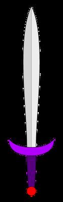 Ced's New Sword