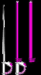PinkPoke's Rapier Sword