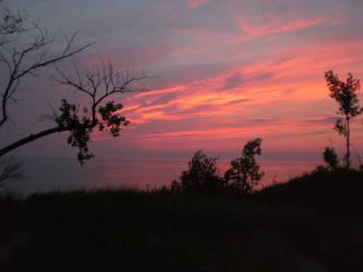 Sunset yay by SilentStriker24