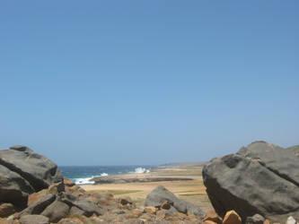 Beach View by SilentStriker24