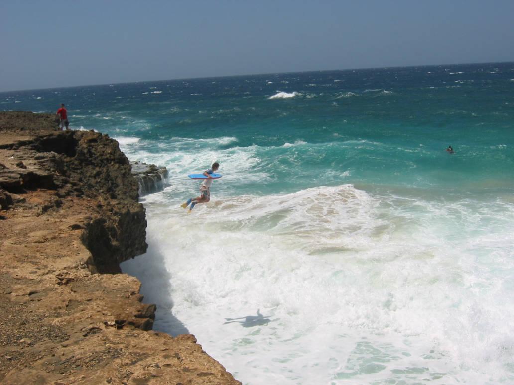 Leap Of Faith by SilentStriker24