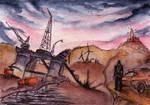 #211 Industrial Waste by Nhaundar