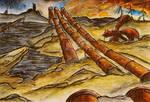 Pipes by Nhaundar