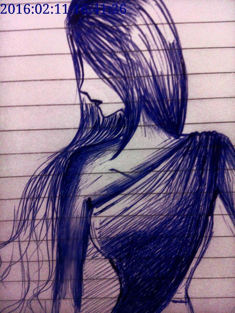 blue.. by midoriHXHD