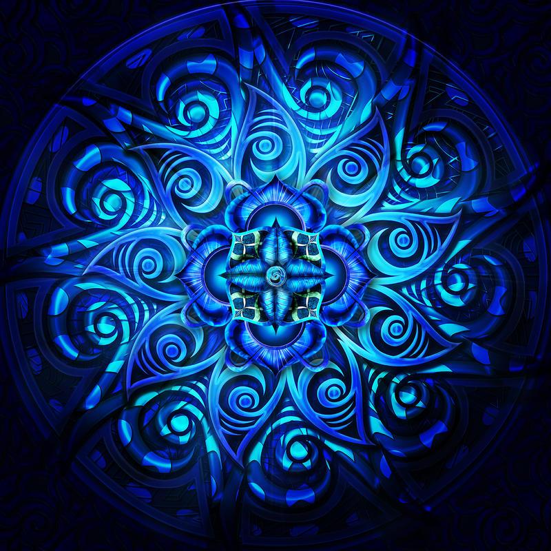 Budding Blue by CreativelyCrazy