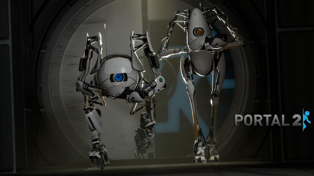 Portal 2 nude sexual tube