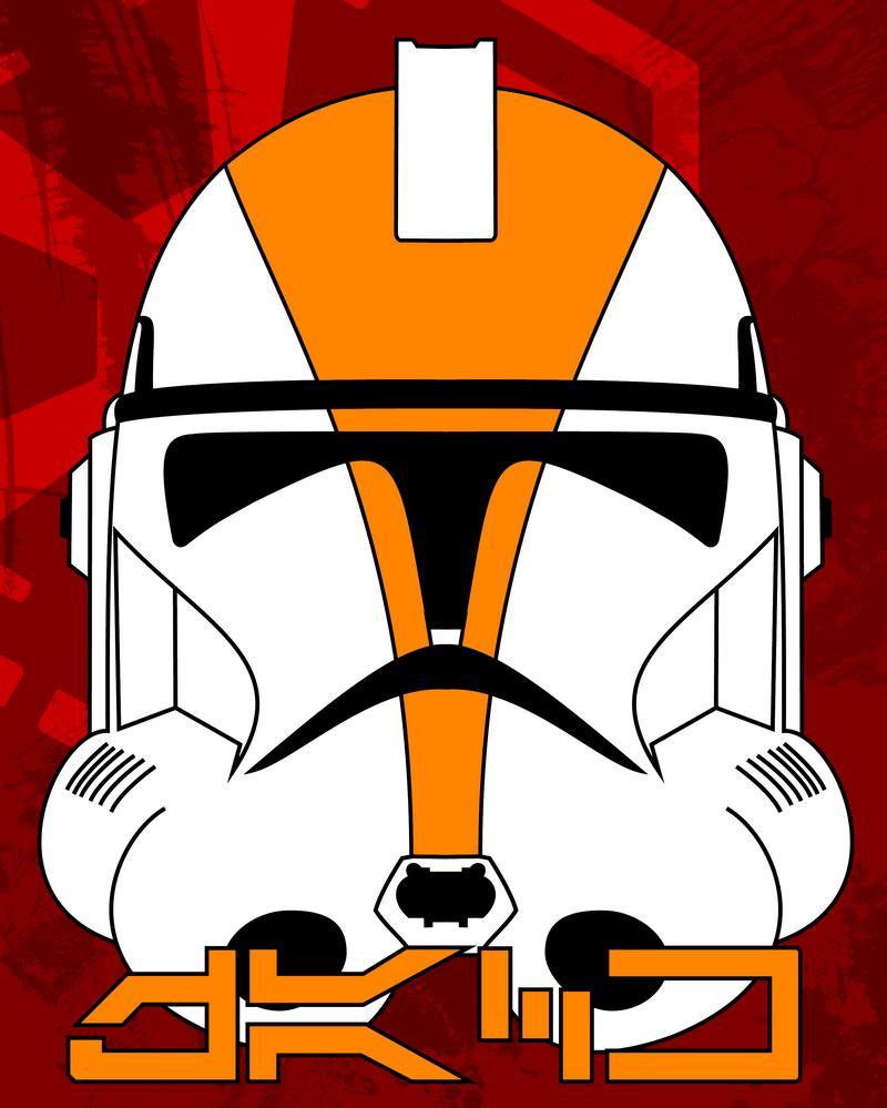 Clone Trooper Helmet Vector Clone Trooper Helm by ...