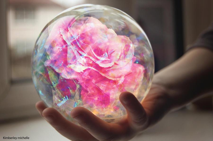 Magic Flower by BreathlessMelodyArt on DeviantArt