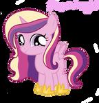 The Princess Cadence Filly