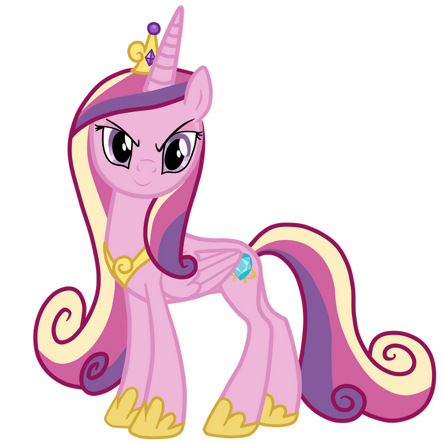 Princess Cadence Evil by AndreaSemiramis on DeviantArt