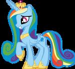 Princess Cadence Version Rainbow Dash