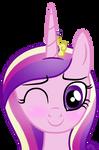 Princess Cadence Happy