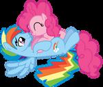 Rainbow Pie:You Are So Random