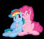 BubbleDash:Hug For My Dashie