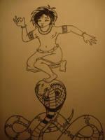 Naga by pythoncasey