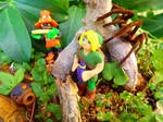 Link in the Lost Woods
