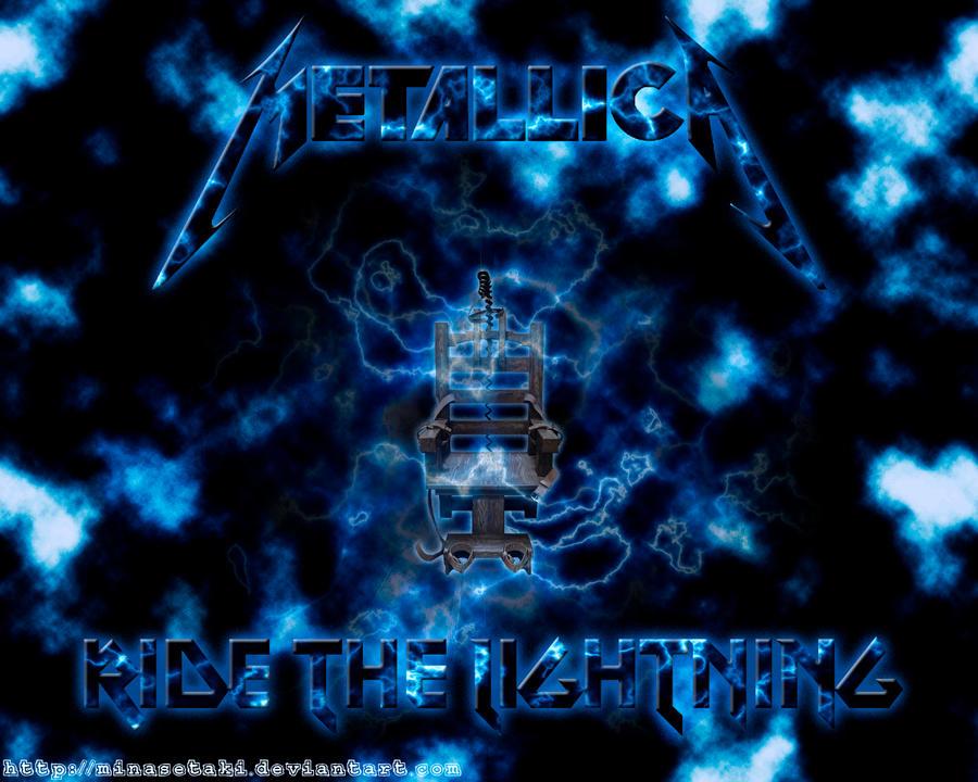 Metallica Wallpaper Ride The Lightning