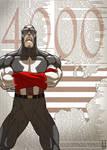 Captain America - 4000