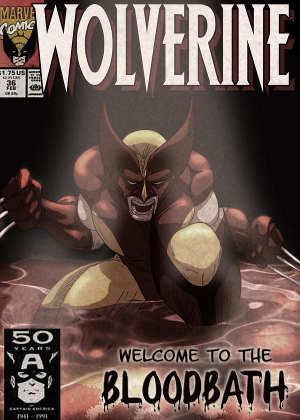 Wolverine - Bloodbath