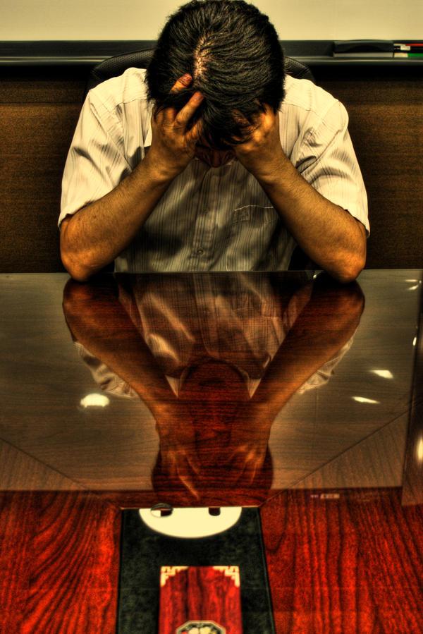 Stress by Juggertha