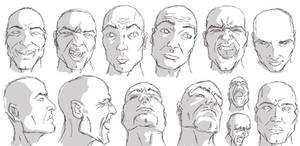 Makin' faces