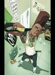Hip Hop Samurai