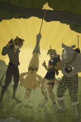 The Hunt by Juggertha