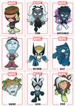 Chibi X-Men sheet1