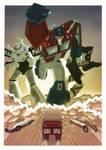 Autobots 2012 by Juggertha
