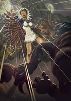 The Sorceress by Juggertha